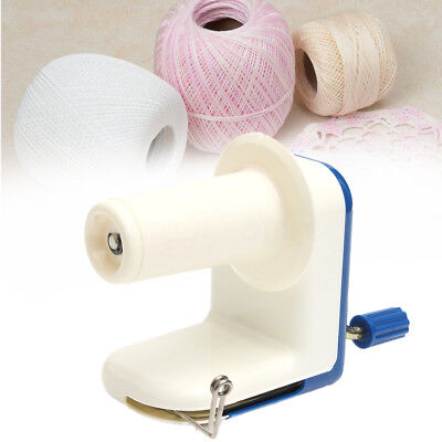 Plastic Winder Machine Knitting Yarn Fiber Wool String Ball Hand Home Operated