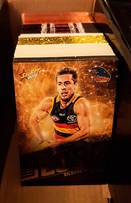 2018 Afl Select Footy Stars Milestone Games Card - You Pick The Cards