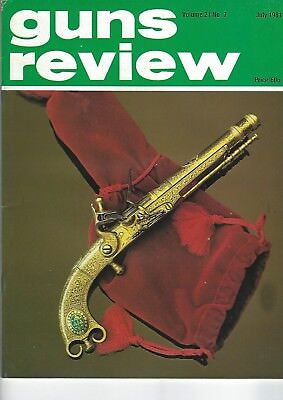 Guns Review - Three Issues From 1981 (7 - 9)