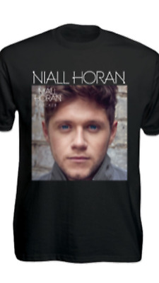Unisex Black Niall Horan Flicker Tour T Shirt Back And Front Print ☘️☘️☘️☘️☘️