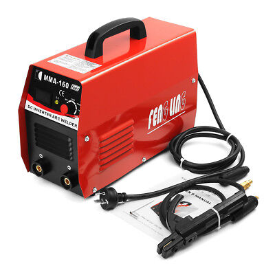 20-160A Handheld Mini Electric Welder Inverter ARC IGBT Welding Machine Tool