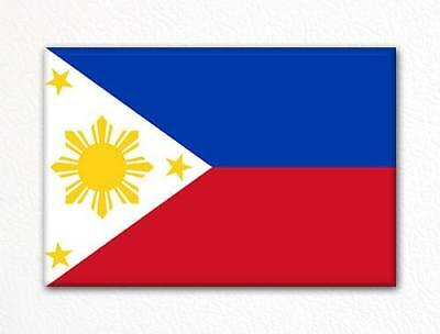 Laptop #1116 Philippine Flag Filipino Pinoy Pinay Decal Sticker for Car Window