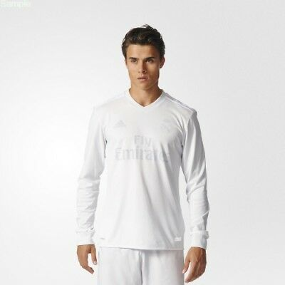 Real Madrid Long Sleeve Jersey Parley 2016/17 BNWT Shirt Trikot Limited Edition