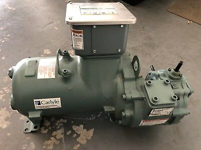 Carlyle 06TRH088B2EA-A00 Screw Compressor Brand New Never Used/Installed