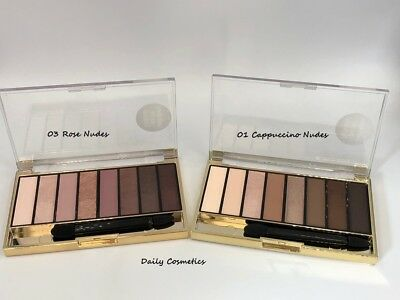 Max Factor Masterpiece Nude Palette 2 Shades