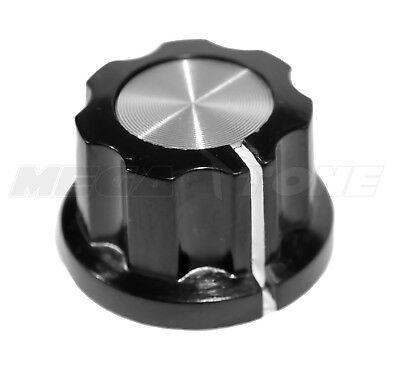 (2 PCS) MF-A02 Boss Style Knob For Guitars, Ham Radios & FX Pedals. USA SELLER!