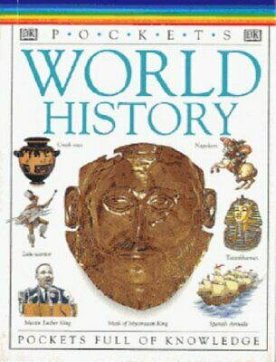 DK pockets: World history by Philip Wilkinson (Paperback / softback)