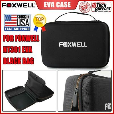Portable EVA Carrying Case Storage Bag For Code Readers Diagnostic Scan Tools
