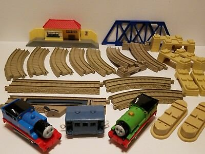 TOMY THOMAS & Friends Percy With Track, Motorized # 4848 New ...