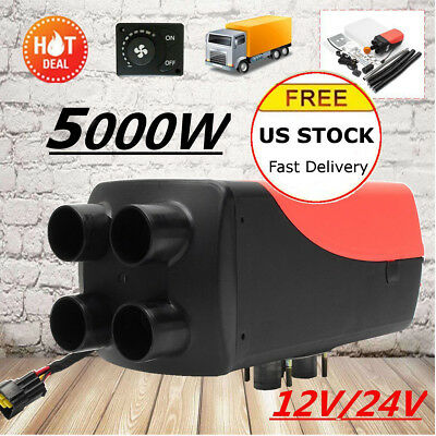 8KW 12V Air Diesel Heater Planar for Car Bus Trucks Motor-Homes Boats US Stock