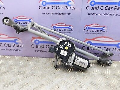 BMW 1 3 Series F20 F30 Front Wiper Motor & Linkage W000026098 7267504