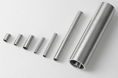 Select OD 10mm - 12.7mm Stainless Works 304 Stainless Steel Tubing L:100 - 600mm
