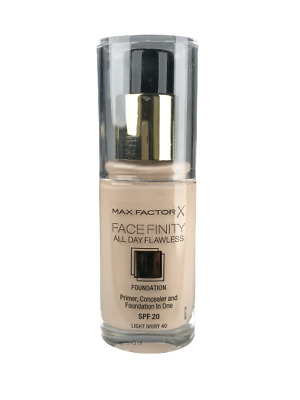 Max Factor Facefinity Foundation