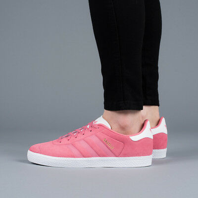 SCARPE DONNA JUNIOR SNEAKERS Adidas Originals Gazelle  B41514  - EUR ... 20ccfc51f26