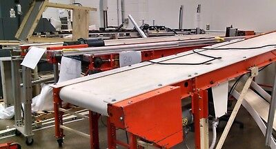 13' *EMI* RM-18-13-20 Portable Belt Conveyor