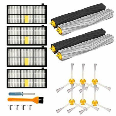 Landove Replacement Parts Kit for Iobot Roomba 800 and 900 Series 805 860 870