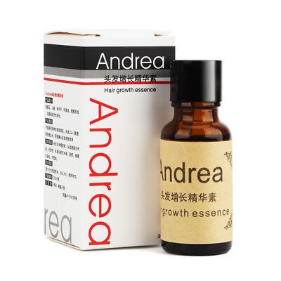 Genuine ANDREA Hair Growth Essence Hair Loss Treatments ginger 20ml UK SELLER