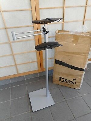Lecco Elegant Book Holder Floor Stand Hands Free - Opened Box New