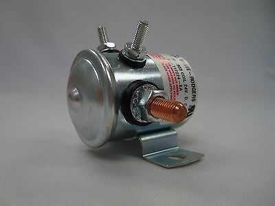 80 Amps NEW WHITE-RODGERS 70-901 70-108224 DC Power Solenoid,6V