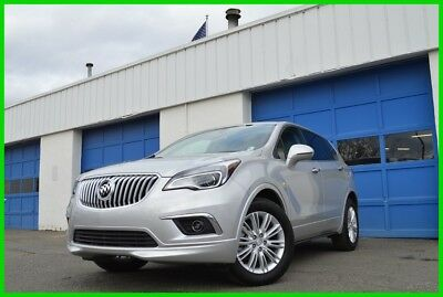 2017 Buick Envision Preferred Full Power Options Rear View Camera OnStar Power Tailgate Bluetooth Heated Seats