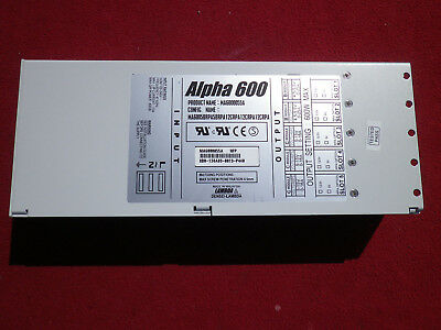 Lambda Alpha 600 MA6000055A Power Supply 600w