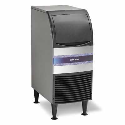 Scotsman CU0715MA  Essential Ice Cube Style Ice Machine, 2,300 BTU/Hr.