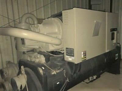 250 Ton TRANE Series R Helical Rotary Water-Cooled Chiller ~ Model: RTHD