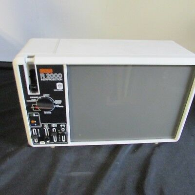 Vintage Eumig r2000 Instaprojection D9