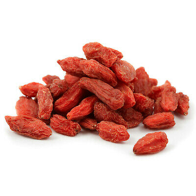 200g Dried Goji Berries 100% Natural Healthy Food - Best Price - Few Size