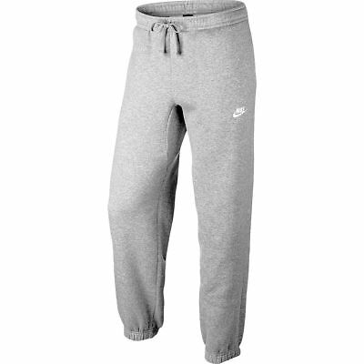 undefeated x on sale wide selection NIKE CLUB PANT Sweats Sweatpants Nsw Grey Cuff Bottom Sz S ...
