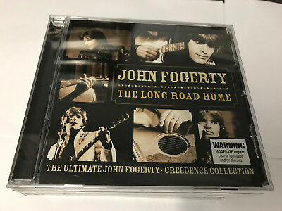John Fogerty The Long Road Home CD Ultimate Creedence Collection NEW SEALED [B1]