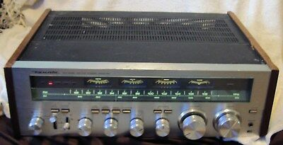 Vintage Realistic Sta-2080 Receiver Silver Face