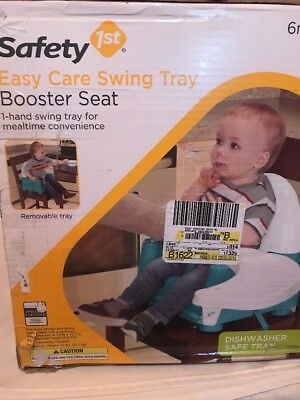 Safety 1st Easy Care Swing Tray Booster Seat