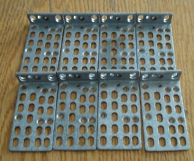 4 pairs- lot of 8 Cisco 700-04794-01 Rack Mount Brackets Ears Catalyst FREE SHIP