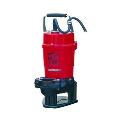 "MultiQuip ST2040T 2"" Impeller Disc/Electric Submersible Pump 1HP 120V/Max 40'"
