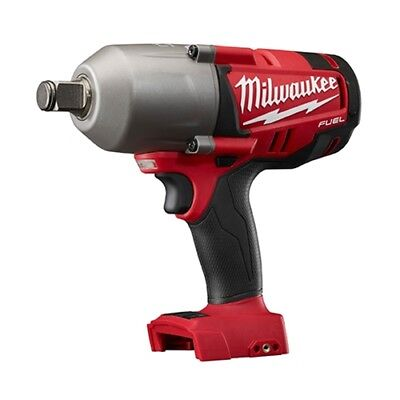"""Milwaukee 2764-20 M18 FUEL 3/4"""" High-Torque Impact Wrench with Ring Bare Tool"""