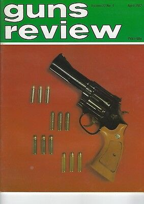 Guns Review - Three Issues From 1982 (4 - 6)