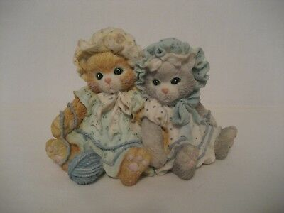 "Calico Kittens- ""You're Always There When I Need You""-1992-Figurine"