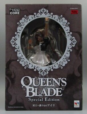 Queen's Blade Airi Excellent Model Core Special Edition 1/8 PVC Figure MegaHouse