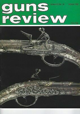 Guns Review - Three Issues From 1982 (10 - 12)