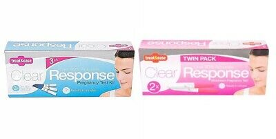 Clear Response  Early Home Pregnancy / Midstream / or / Test Kit Dip Strip