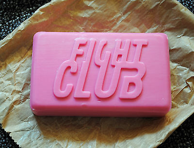 Handmade Fight Club Soap– Novelty, gift, geeky soap