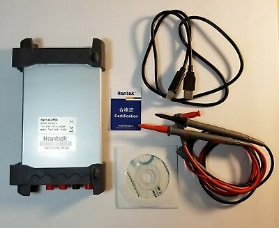 Hantek365A Isolated Data Logger and Multimeter with USB Interface