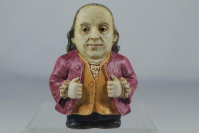 Harmony Kingdom-Ball Pot Bellys / Belly 'Benjamin Franklin' #PBHBF New In Box
