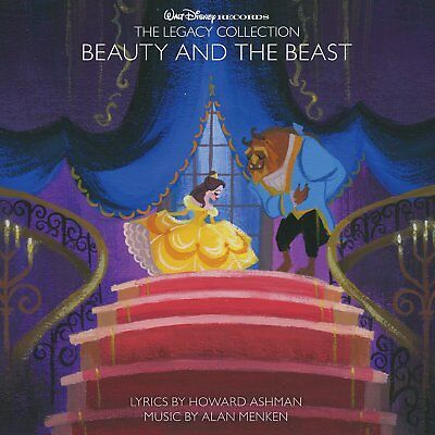 La Belle Et La Bete (Beauty And The Beast 1991) Musique - Alan Menken (2 Cd)