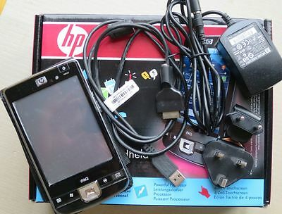 HP iPAQ 214 Enterprise Handheld Win 6.0 WiFi, Bluetooth, SDIO/CF slots