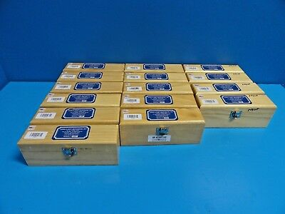 15 x Dorn & Hart Microedge POLYCUT Assorted MICROTOME KNIVES / BLADES ~14752