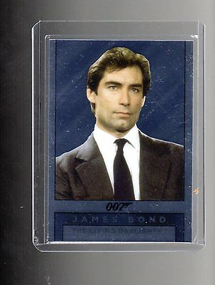 James Bond Archives Final Edition Double-sided Mirror M15 card