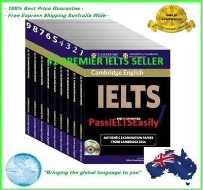 Cambridge IELTS 7-12 Student's Book w Answers: Exam Papers+DVD (Academic 11+12)