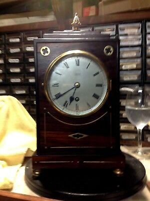 Regency Bracket clock